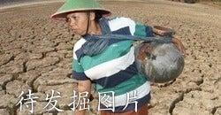 未发现图片 - 天旱在印度尼西亚
