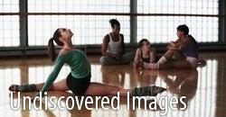 undiscovered images - Female Practicing Aerobics