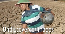 undiscovered images - Drought in indonesia