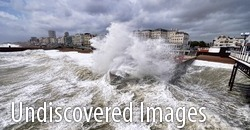 undiscovered images - Brighton storm