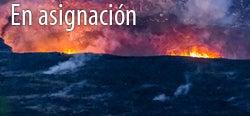 "La última hora de la tarde tiró de dos respiraderos geotérmicos de volcano_ del lauea del ""de KiÌ"