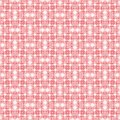 Raster red shaded spots on white background, simple abstract pattern