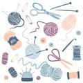 Handmade Kit Icons Set