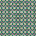 Abstract Colorful Pastel Circl...