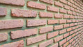 ฺฺbrick background old brick wall in Royalty Free Stock Photography