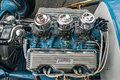 """Hot Rod"" Engine Royalty Free Stock Photo"