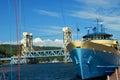 île royale transportation Images libres de droits