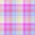 Ð¡andy pastel plaid Royalty Free Stock Image