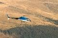 ε ικόπτερο ecureuil as b κατά την πτήση Στοκ εικόνες με δικαίωμα ελεύθερης χρήσης