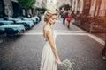 ημέρα γάμου στη βου? απέστη Στοκ φωτογραφίες με δικαίωμα ελεύθερης χρήσης
