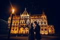ημέρα γάμου στη βου? απέστη Στοκ Εικόνες