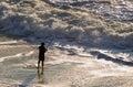 κυματωγή ψαράδων Στοκ Εικόνες