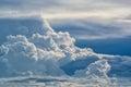 μπ ε  ευκό ουρανού σύνν epsilon Στοκ φωτογραφία με δικαίωμα ελεύθερης χρήσης