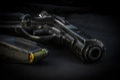 πυροβό ο όπ ο του cz mm Στοκ εικόνα με δικαίωμα ελεύθερης χρήσης