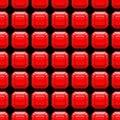 ρο οκόκκινο άνευ ραφής σχέ ιο πο ύτιμοι  ίθοι moonstone μετα  είας Στοκ εικόνες με δικαίωμα ελεύθερης χρήσης