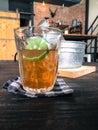 τσάι ρο άκινων Στοκ Εικόνα