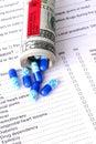 φάρμακα ακριβά Στοκ φωτογραφίες με δικαίωμα ελεύθερης χρήσης