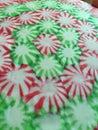χρώματα χριστουγέννων Στοκ φωτογραφία με δικαίωμα ελεύθερης χρήσης