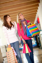 image photo : Shopping women