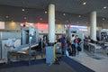 безопасность на авиапорте Стоковые Изображения RF