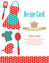 безымянный cute menu card vector illustration Royalty Free Stock Image