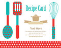 безымянный cute menu card vector illustration Royalty Free Stock Photography