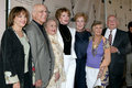 белизна valerie tyler moore mary арфиста ed cloris betty asner leachman Стоковое Изображение