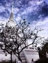 висок bangkok Стоковые Фото