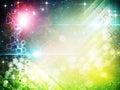 волшебная полночь Стоковая Фотография RF