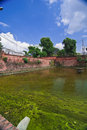вода бака Стоковая Фотография