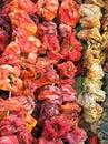 высушенные специи и овощи Стоковое Изображение RF
