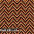 вязать немецкая зубчатая стена свитера картины цветов Стоковые Фотографии RF