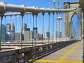 город New York brooklyn невесты Стоковое Фото