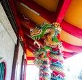 китайский  ракон Стоковое фото RF