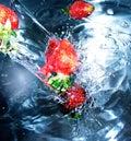 клубника Стоковая Фотография