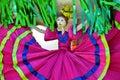 мексиканец шелухи платья куклы мозоли Стоковое Фото
