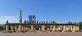 Мемориал в парке победы, Казань Стоковая Фотография RF