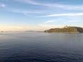 море Греции ionian Стоковая Фотография RF