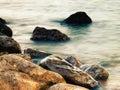 море спать Стоковые Изображения