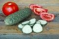 овощи про уктов свежего рынка зем е е ия Стоковые Изображения