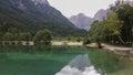 озеро jasna Стоковое Фото