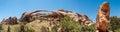 панорама сво а  ан шафта Стоковые Фотографии RF