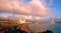 пейзаж qingdao tsingtao китая прибрежный Стоковая Фотография