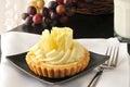 пирог  есерта Стоковое фото RF