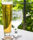 пить холода Стоковые Фото
