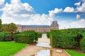 припаркуйте des tuileries и жа юзи museum paris францию Стоковая Фотография