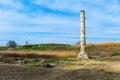 Руины Temple of Artemis Стоковые Фото