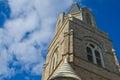 старая каменистая башня церковного ко око а Стоковая Фотография