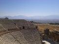 старые руины турция Стоковое Фото