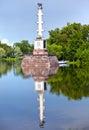 сто бец chesme selo рези енции petersburg парка знатности km семьи кэтрины Стоковые Изображения RF